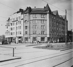 Map Pictures, Helsinki, Time Travel, Old World, Finland, The Past, Street View, Black And White, Country