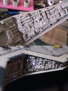 Revell's Republic Star Destroyer.