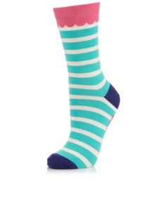Right Left Sock | Blue | Accessorize