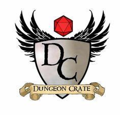 Dungeon Crate is the Premier RPG Subscription Service for Role Players around the world. Subscription Gifts, Monthly Subscription, Dungeon Tiles, Role Player, Gaming Accessories, Box Design, Dungeons And Dragons, Games To Play, Black Friday