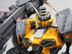 GUNDAM GUY: MG 1/100 Great Buster Gundam - Customized Build