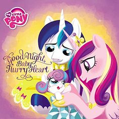 Download free My Little Pony: Good Night Baby Flurry Heart pdf