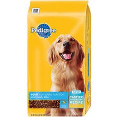 The Shelter would love donations of dry Pedigree Dog Food!