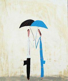 Felipe Gimenez. Rain