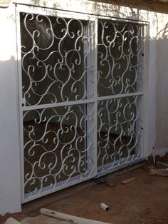 Sliding Door Security Gate   Google Search