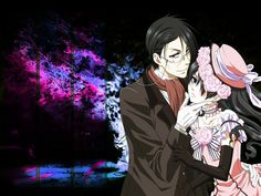 Black butler (tv) - anime news network, Plot summary: in victorian-era london, on the night of ciel phantomhive's tenth birthday a fire destroyed his manor and killed both of his parents. Description from sexyactiongirls.com. I searched for this on bing.com/images