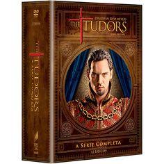 Coleção Dvd The Tudors 1ª a 4ª Temporada (12 discos)