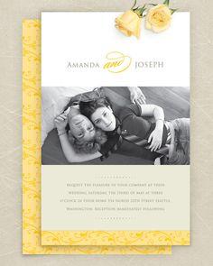 Wedding Invitation ideas.