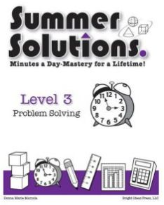 The Problem Solving series expands math concepts to include real-life problems and practical applications of the skills mastered at the grade level just completed.  Series is available for grades 2-7.