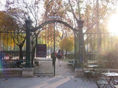 Károlyi kert Budapest (by Szilva Eszter)
