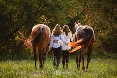 My Sister, My Friend for Life Twin Girls and their Horses _______________________________ Timeless Equestrian Photography by Shelley Paulson http://www.shelleypaulson.com
