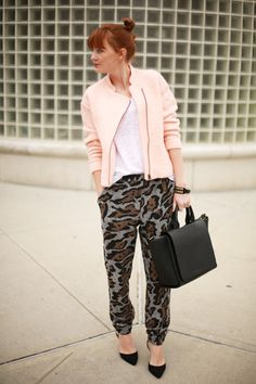 Pink Bomber | Women's Look | ASOS Fashion Finder