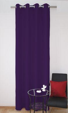 Fialové okenní závěsy k přehozem Curtains, Shower, Living Room, Rain Shower Heads, Blinds, Showers, Draping, Picture Window Treatments, Window Treatments