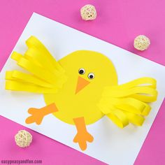 This Easter chick paper craft is a wonderful project idea for kindergarten (or even older preschoolers) as a bunch of these will make an impressive Easter display. *this post contains affiliate links* We're already getting ready for Easter this year, and we have prepared all kinds of simple and fun Easter craft ideas for kids …