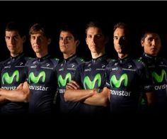 Amador destaca en el Movistar Team para el Tour de Francia