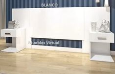 Respaldo Para Sommier Con Mesas De Luz | Mercado Libre Bed Design, Ideas Para, Modern Design, Bedroom, Luxury, Head Boards, House, Beds, Villa