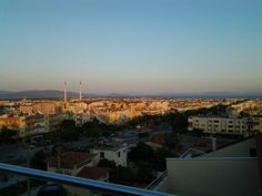 View from a balcony in Turkey :)
