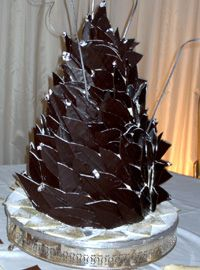 7 Best Pretty Chocolate Cakes Images On Pinterest Bakken