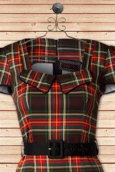 Vixen Check Pencil Dress 100 27 14088 20140924 0003W2