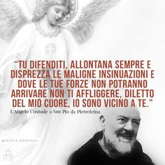 Chi sono questi esseri di luce.. My Guardian Angel, Catholic Quotes, Mother Mary, Pope Francis, Saints, Heart, Psicologia, Virgin Mary, Mama Mary