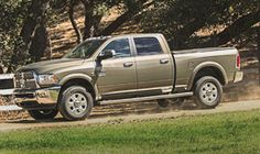 Dodge Ram 2500  --  Ram trucks have been named Motor Trend magazine's Truck of the Year five times; the second-generation Ram won the award in 1994, the third-generation Ram Heavy Duty won the award in 2003, the fourth-generation Ram Heavy Duty won in 2010 and the current Ram 1500 won in 2013 and 2014