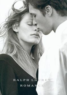 Ralph Lauren Romance. 1999 Ralph Lauren Romance ad photographed by Bruce Weber