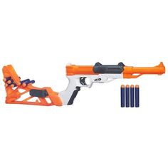 Browse all NERF blaster toys, foam darts, accessories, and sports products. NERF toys encourage kids to get outdoors and active, perfect for the warmer months! Nerf Mod, Baby Alive, Arma Nerf, Pistola Nerf, Cool Nerf Guns, Custom Glock, Thing 1, Outdoor Toys, Darts