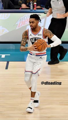 D'Angelo Russell Nba, Sports, Tops, Fashion, Hs Sports, Moda, Fashion Styles, Sport, Fashion Illustrations