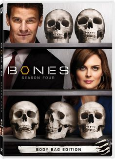 Bones saison 4 en dvd/blu-ray