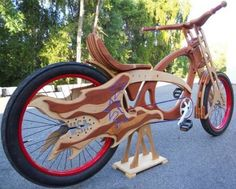 Wood Bikes Around the world!