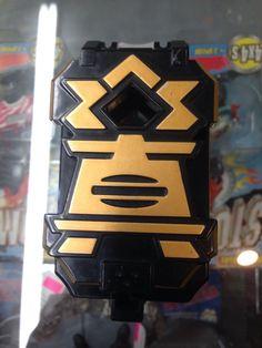 Ban Dai Power Rangers Samurai Black Box Morpher
