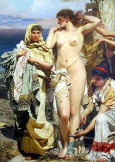Henryk_Siemiradzki,_Frine_alle_feste_di_Poseidone_a_Eleusi,_1889,_dettaglio_1.jpg (2000×2816)