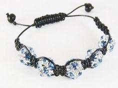 How to make a shamballa bracelet....