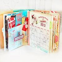 A Project by Marie-Pea from our Scrapbooking Gallery originally submitted 12/04/13 at 07:50 AM