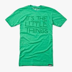 It's The Little Things (Heather Green)