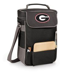 University of Georgia Duet Insulated Tote w/Embroidery