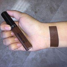 Getting some nice new fall or winter shades over here! This one will be Brooklyn loving these new sneak peeks of OFRA Cosmetics liquid lipstick shades