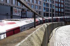 HHA-DT5 zwischen Rathaus und Rödingsmarkt