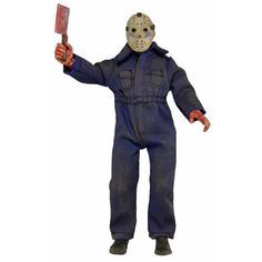 Friday the 13th Part 5 Roy as Jason 8-Inch Action Figure