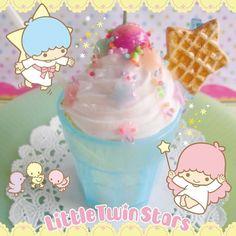 お腹いっぱいでも、こんなにかわいいデザートは別腹です♡    There's always room for cute dessert like this , even when I feel full ♡    photo taken by Tany Kitty on WhatIfCamera    Join WhatIfCamera now :)  http://www.wifcam.com    Follow me on Twitter :)  https://twitter.com/WhatIfCamera    Follow me on Pinterest :)  https://pinterest.com/whatifcamera/pins