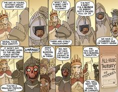 Surprisingly, this Oglaf comic is actually SFW!  But don't click on the website unless you're ready for NSFW stuff.