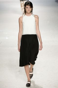 3.1 Phillip Lim Spring 2014 Ready-to-Wear Collection Slideshow on Style.com