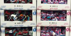 Socks for boys and girls differ by color only. Thanks to Philip Cohen for this one! Boys Socks, Boy Or Girl, Gender, Baseball Cards, Color, Products, Colour, Gadget, Music Genre