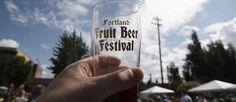Portland Fruit Beer Fest