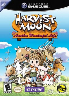 Harvest Moon Another Wonderful Life (Gamecube)