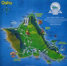 Oahu Hawaii...love to go again