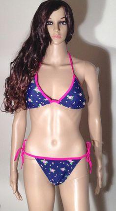 String Bikini Swimwear Size Medium NEW!!
