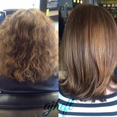 straight hair, short hair, balayage caramel highlights, brunette, summer hair, #cuttingloosect 2016