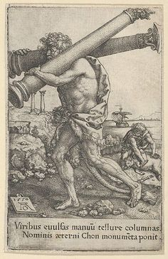 The Pillars of Hercules, from The Labors of Hercules