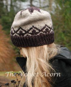 Ravelry: Griffin Hat pattern by Heidi May Fair Isle Knitting Patterns, Fair Isle Pattern, Crochet Patterns, Knitting For Kids, Knitting Projects, Crochet Projects, Velvet Acorn, Knit Crochet, Crochet Hats